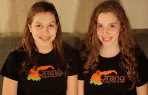Youth Ambassadors Rhiannon & Madi