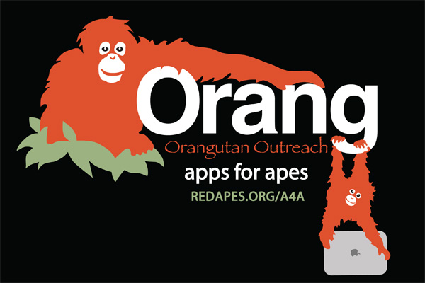 Apps for Apes Logo