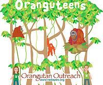 Oranguteens