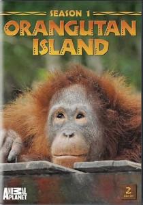 Orangutan Island DVD