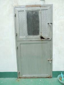 rusty-door